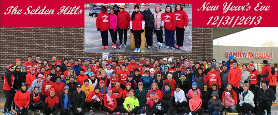 Third Annual New Year's Eve Run