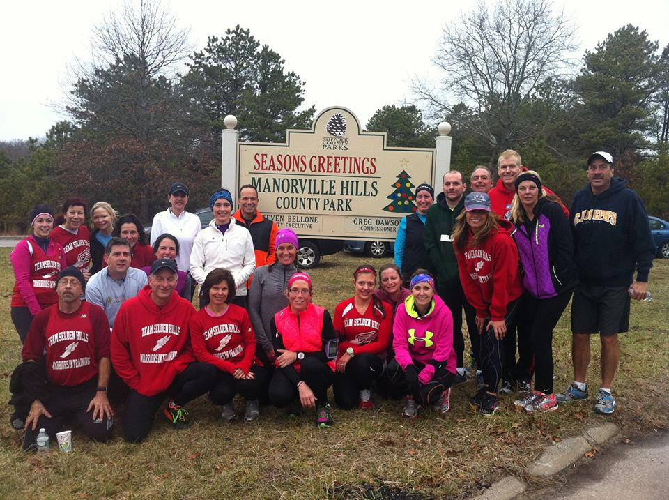 The Trials and Tribulations of the Selden Hills Trail Run